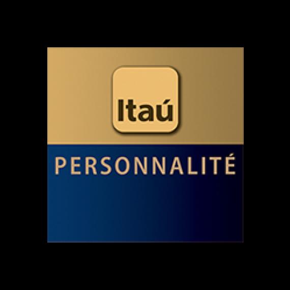 Logo Itaú Personnalite