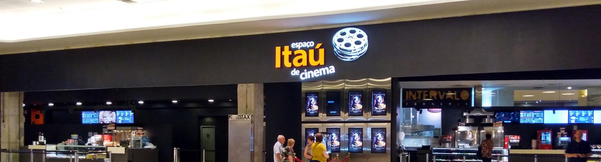Projetos especiais Espaço Itaú Cinema