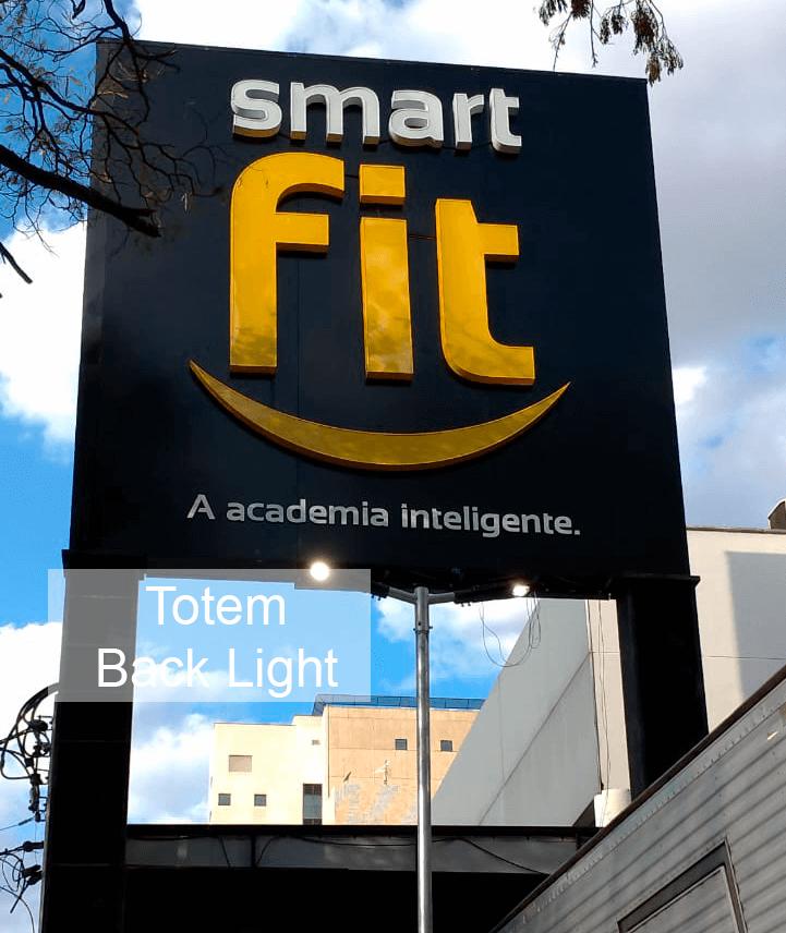 totem back light smartfit